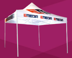 PROMOTIONAL TENT (10' X 10')